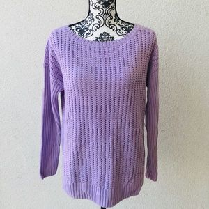 😍NWT Lord&taylor purple lilac casual oversized M
